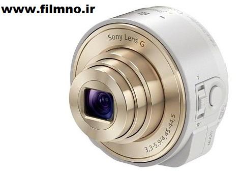 343 - دوربین سایبرشات QX10 سونی
