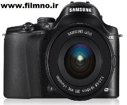 4543 - بررسی دوربین NX20 سامسونگ