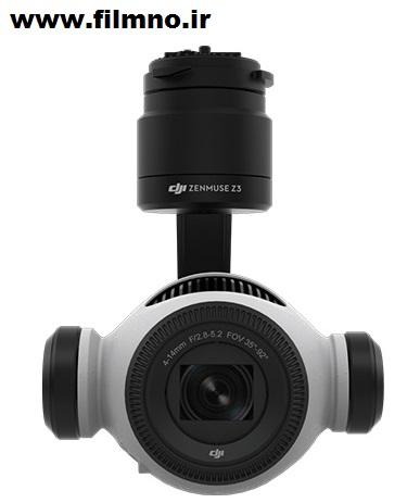 Zenmuse Z3 2 68450 - دوربین Zenmuse Z3 مناسب پهباد